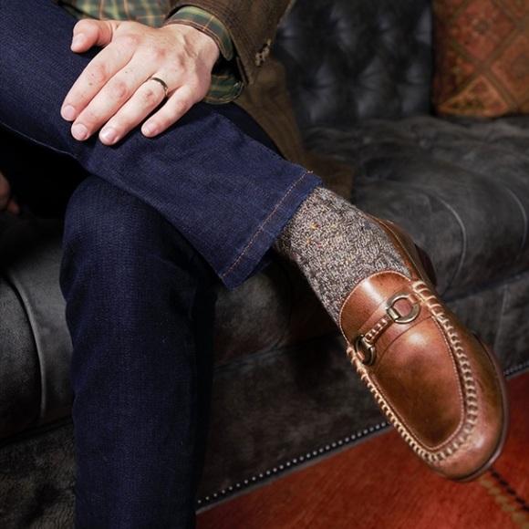 Martin Dingman Other - Martin Dingman Old Row Bit Loafer